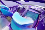 Lexus Partners with Artists & Designers for new LF-Z Electrified Concept car Virtual Interiors